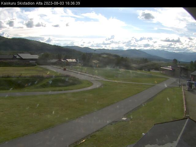 Skistadion i Kaiskuru.
